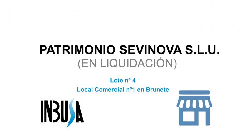 Local Comercial nº1 en Brunete