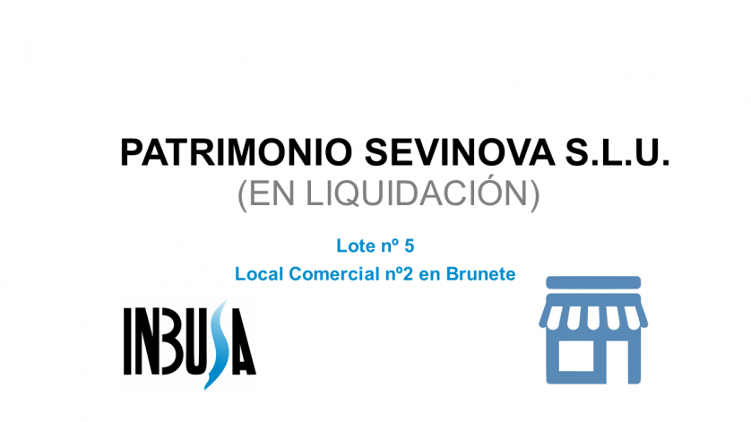 Local Comercial nº2 en Brunete